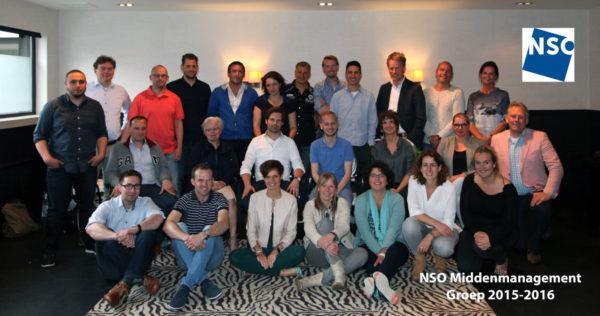 Groepsfoto NSO MM 2015-2016