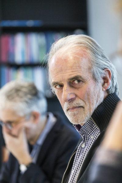 John Schreijer, opleider Strategische Bedrijfsvoering