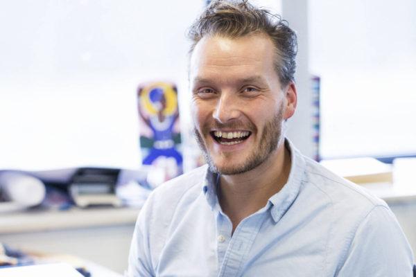 Chris de Jager, alumnus NSO-CNA
