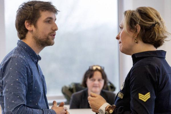 Schoolleider in opleiding Bert-Jan Groenewolt
