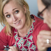 Marjanne van der Stok, student NSO-CNA