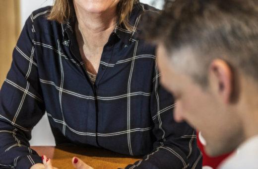 Madeleine Lodeweges in gesprek