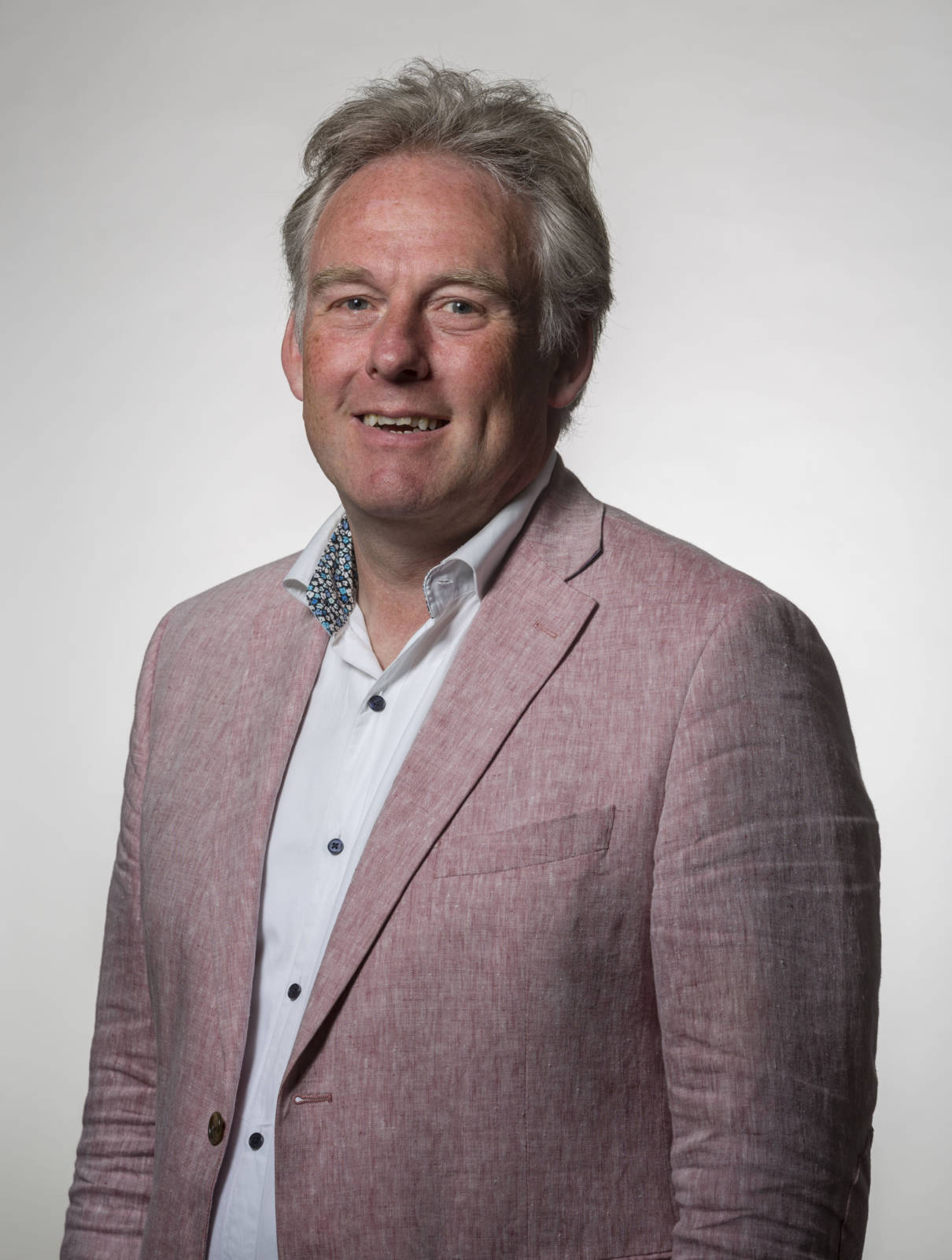 Bart Schipmolder Directeur-bestuurder NSO-CNA