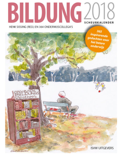 Bildungskalender 2018 Bijdrage Bart Schipmölder