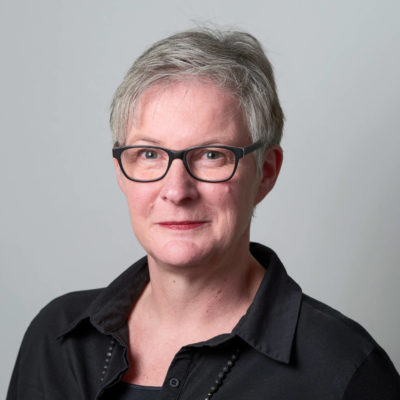 Karin Derksen, Docent en begeleider onderzoek, NSO-CNA