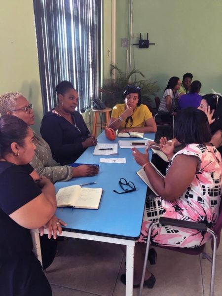 NSO-CNA Opleiden op Curacao 1