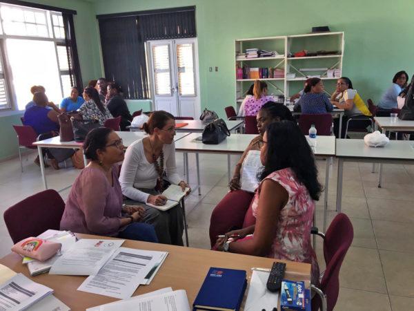 NSO-CNA Opleiden op Curacao 3