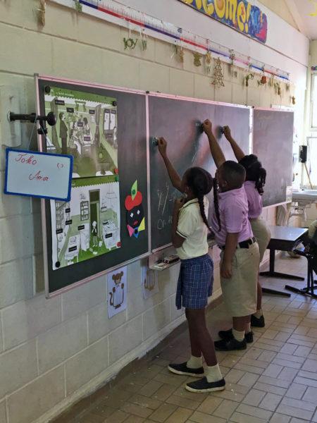 NSO-CNA Opleiden op Curacao 6