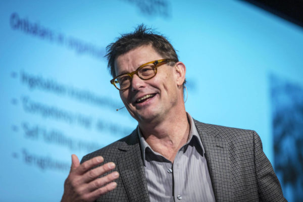 NSO-CNA Jubileumcongres 16 januari 2019 ,Hans Vermaak