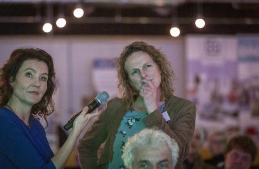NSO-CNA Jubileumcongres 16 januari 2019 Brigit Verbeek