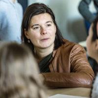 Linda Elesen Student Master Integraal Leiderschap