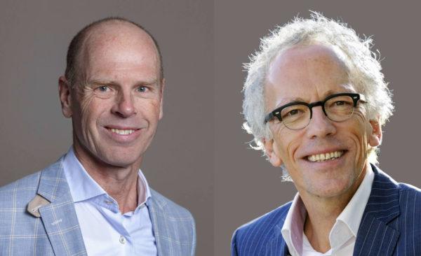 Gerritjan van Luin en Freerk Wortelboer