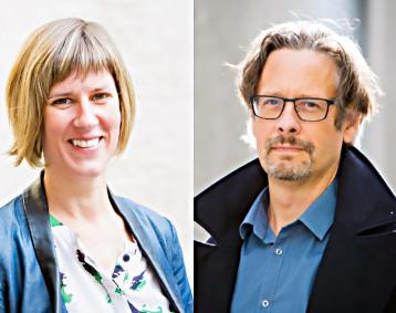 Koen Marichal en Karen Wouters