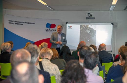 Bart Schipmölder NSO-CNA Inspiratiedag 2019 Gelijke kansen in het onderwijs