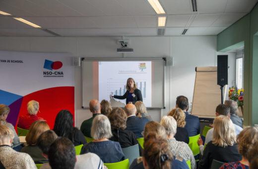 Louise Elffers NSO-CNA Inspiratiedag 2019 Gelijke kansen in het onderwijs