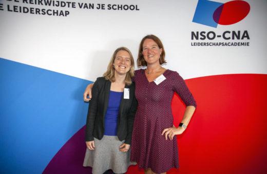 Inge de Wolf Louise Elffers NSO-CNA Inspiratiedag 2019 Gelijke kansen in het onderwijs