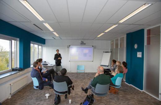 Leendert-Jan Veldhuyzen NSO-CNA Inspiratiedag 2019 Gelijke kansen in het onderwijs