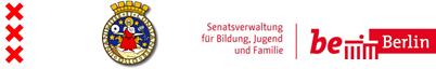 Logo's samenwerking Berlijn
