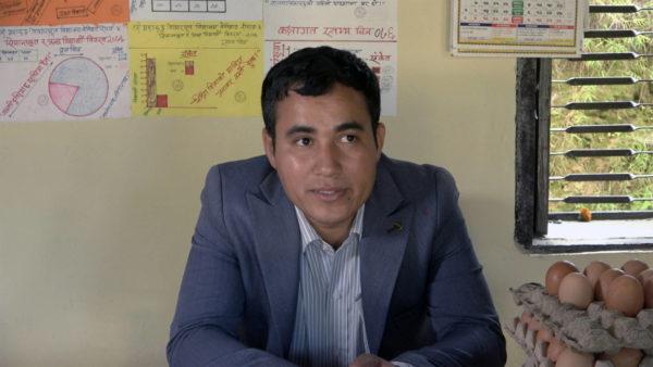 Schoolleiders Nepal