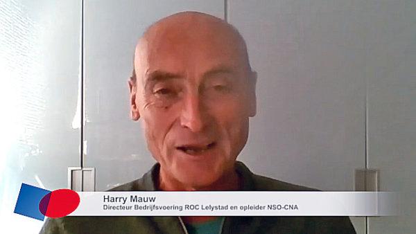 Harry Mauw