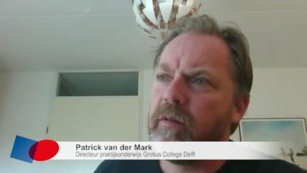 Patrick van der Mark, Grotius College