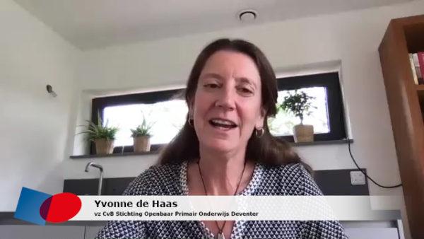 Yvonne de Haas