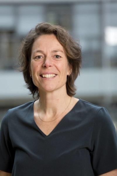 Yvonne de Haas, Haagse Hogeschool