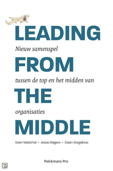Leading from the middle Cover