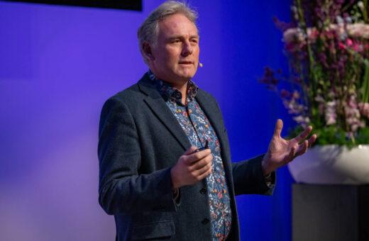 Bart Schipmolder Schoolleidersconferentie
