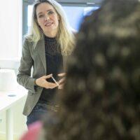 Marianne Molsbergen, MBO Rijnland