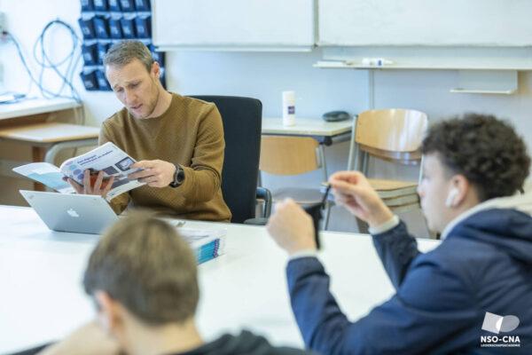 Marnix Dammann Regius College Veerkracht