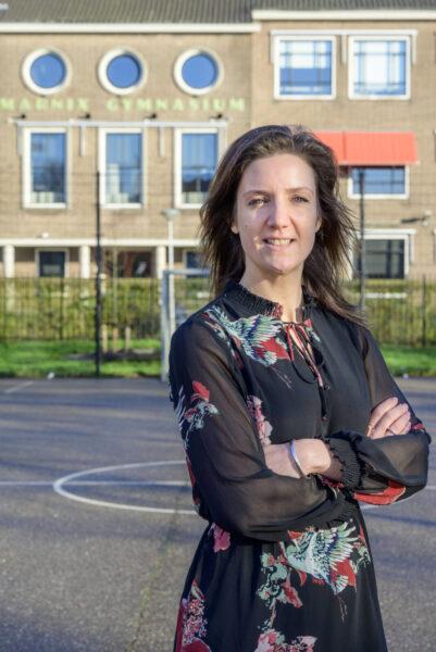 Leezan van Wijk Marnix Gymnasium