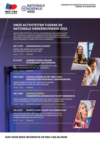 Programma Nationale Onderwijsweek